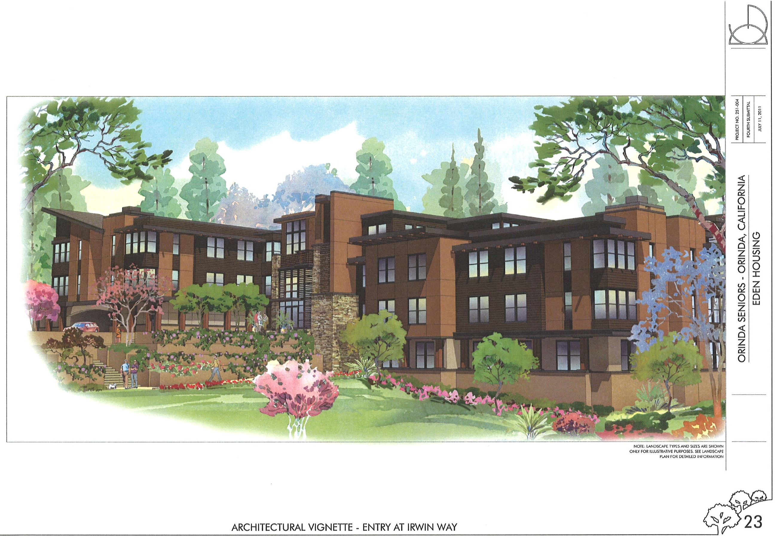 Senior Affordable Residences at 2 Irwin Way