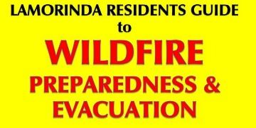 Lamorinda Residents Guide to Wildfire Preparedness & Evacuation Document
