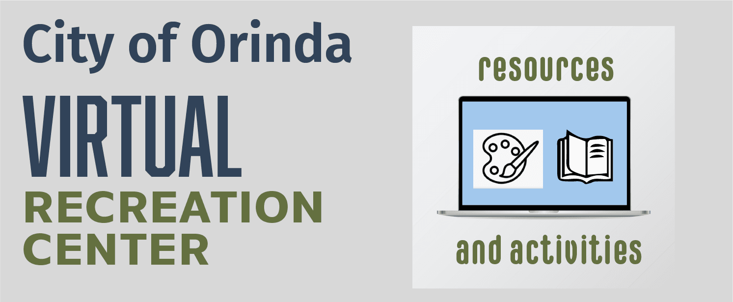 Orinda Parks and Rec Virtual Recreation Image, landscape