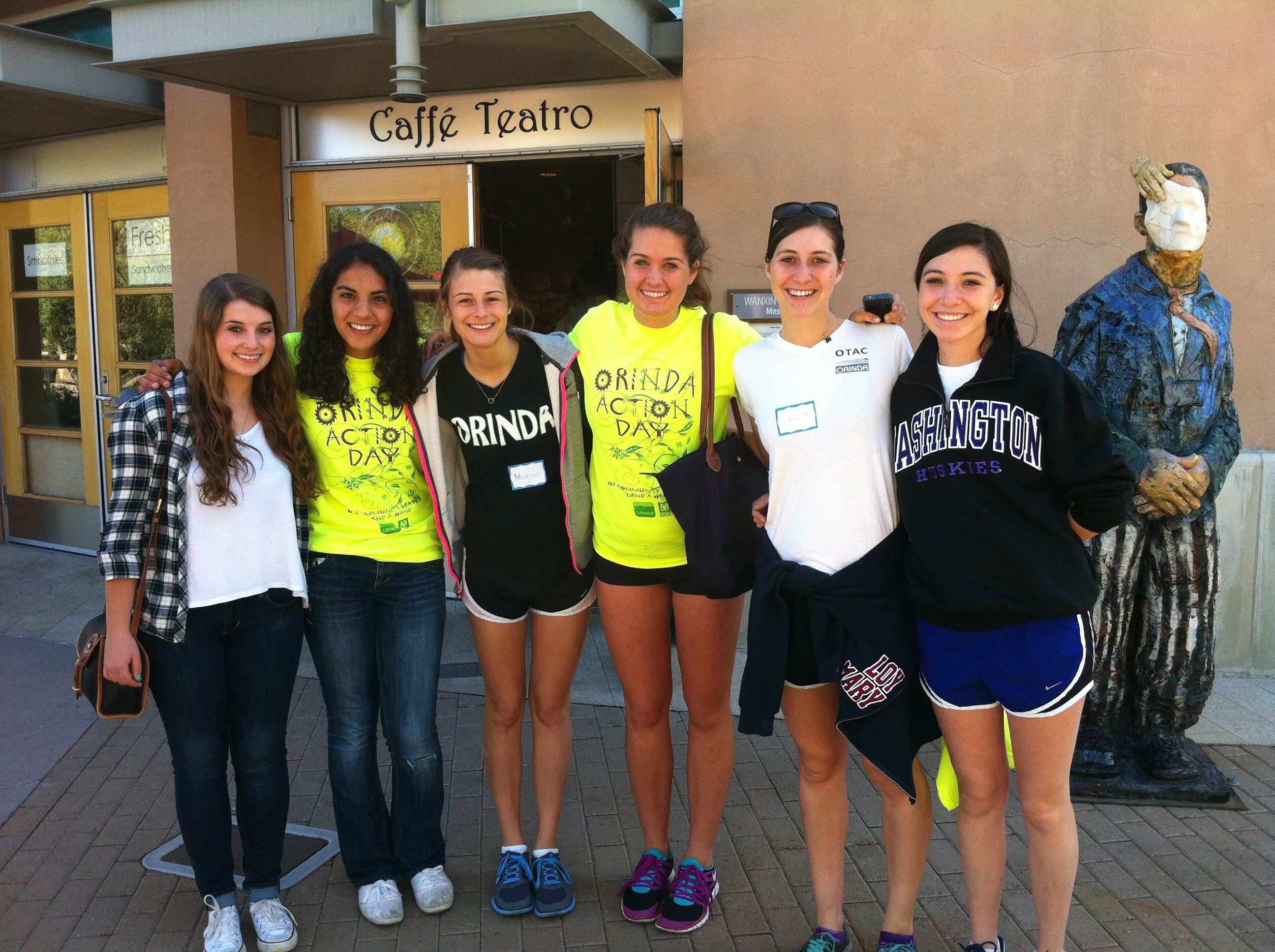 Orinda Teen Advisory Council.